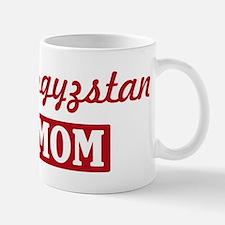 Kyrgyzstan Mom Mug