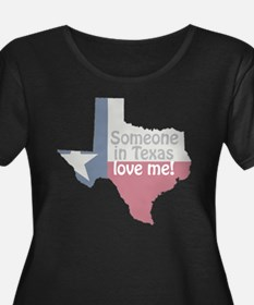 Someone in Texas Love Me T