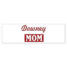 Downey Mom Bumper Bumper Sticker