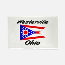 Westlake Ohio Rectangle Magnet