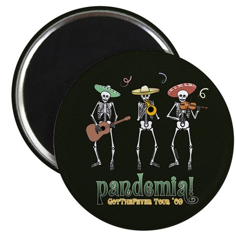 Pandemia! Magnet