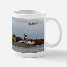 Saginaw Full Picture Mugs