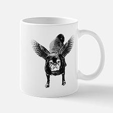 Pug Angel Mug