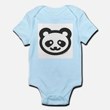 BABY PANDA Infant Creeper