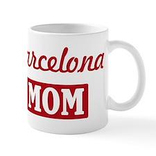 Barcelona Mom Mug
