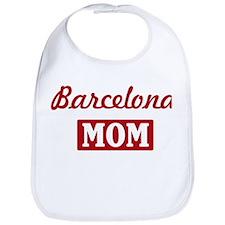 Barcelona Mom Bib