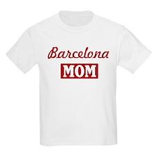 Barcelona Mom T-Shirt