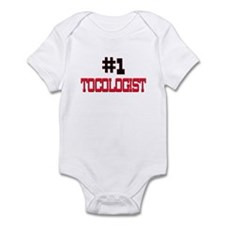 Number 1 TOCOLOGIST Infant Bodysuit