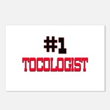 Number 1 TOCOLOGIST Postcards (Package of 8)