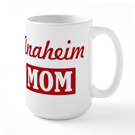 Anaheim Mom Large Mug