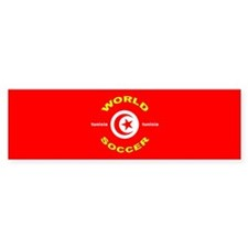 Tunisia World Cup 2006 Soccer Bumper Bumper Sticker