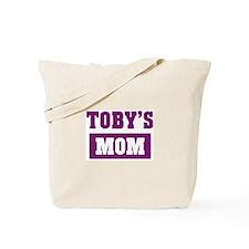 Tobys Mom Tote Bag
