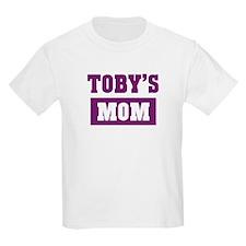 Tobys Mom T-Shirt