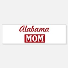 Alabama Mom Bumper Bumper Bumper Sticker