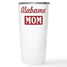 Alabama Mom Travel Mug