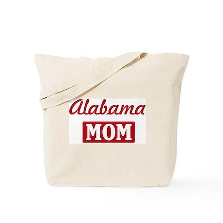 Alabama Mom Tote Bag
