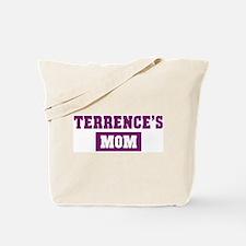 Terrences Mom Tote Bag