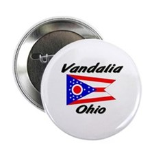 "Vandalia Ohio 2.25"" Button (10 pack)"