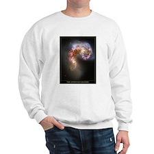 Antennae Galaxies Sweatshirt
