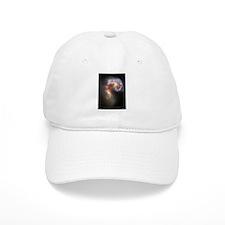Antennae Galaxies Baseball Cap