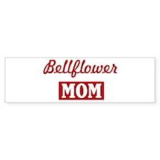 Bellflower Mom Bumper Bumper Sticker