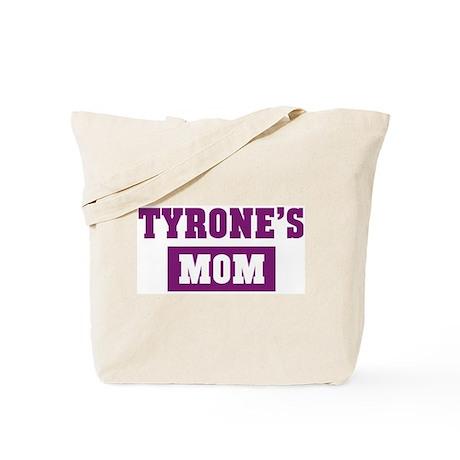 Tyrones Mom Tote Bag