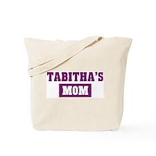 Tabithas Mom Tote Bag