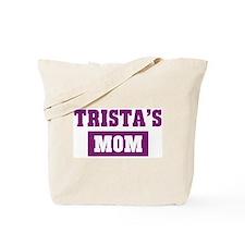 Tristas Mom Tote Bag