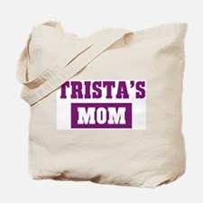 Tristas Mom Tote Bag