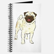 Happy Pug Journal