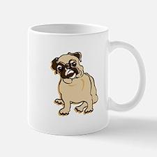 Talk to the Pug Mug