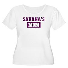 Savanas Mom T-Shirt