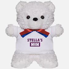 Stellas Mom Teddy Bear