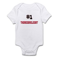 Number 1 THERMODYNAMICIST Infant Bodysuit