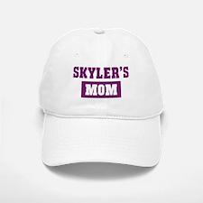 Skylers Mom Baseball Baseball Cap