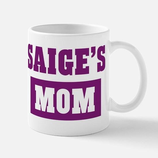 Saiges Mom Mug