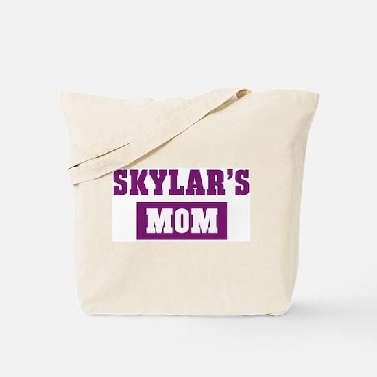 Skylars Mom Tote Bag