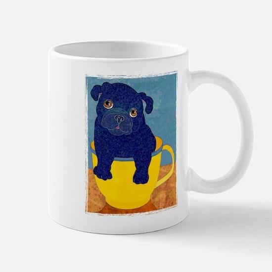 Teacup Pug Mug