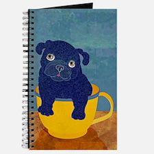 Teacup Pug Journal