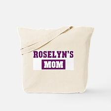 Roselyns Mom Tote Bag