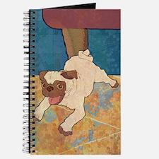 Baby Pug Journal