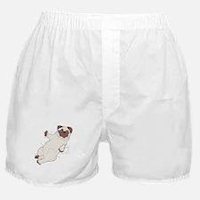 Snug Pug Boxer Shorts
