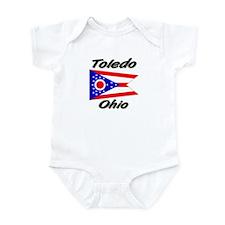 Toledo Ohio Infant Bodysuit
