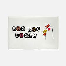 Boc Boc Bocaw Rectangle Magnet