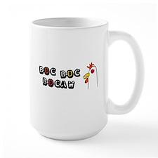 Boc Boc Bocaw Coffee Mug