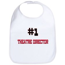 Number 1 THEATRE DIRECTOR Bib