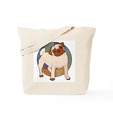 Pug Moment Tote Bag