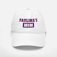 Paulinas Mom Baseball Baseball Cap