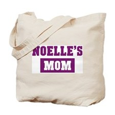 Noelles Mom Tote Bag