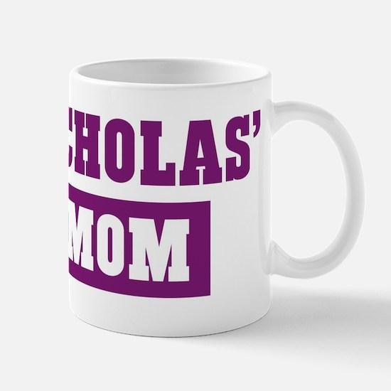 Nicholass Mom Mug